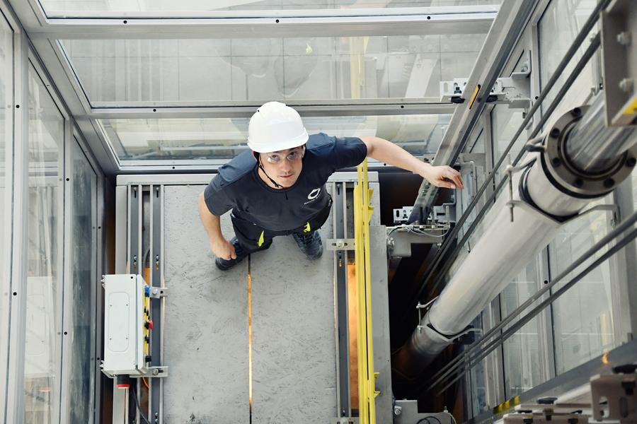 Dźwig System.Montaż wind,dźwigów osobowych,towarowych,platform dla osób niepełnosprawnych
